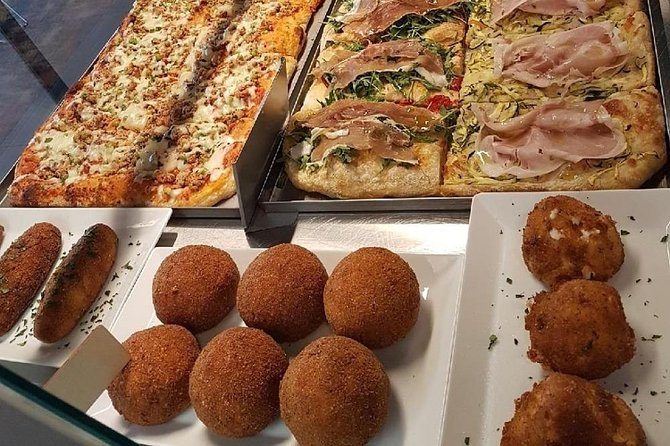 Monti Street Food and Ancient Rome Guided Tour