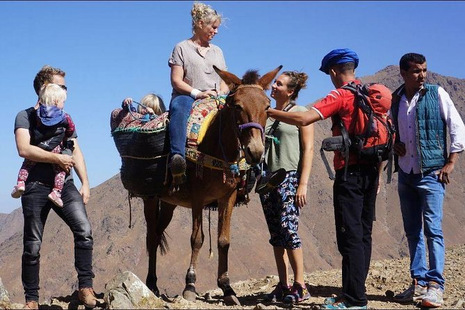 Atlas Mountains Day Tour with Camel Ride