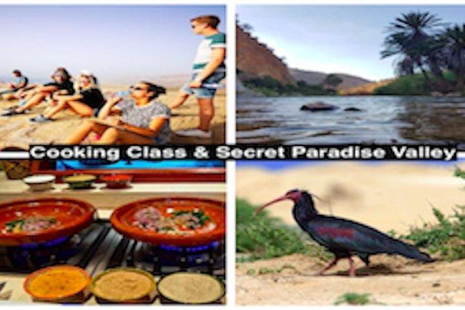 Agadir Cooking Class & Secret Paradise Valley Agadir