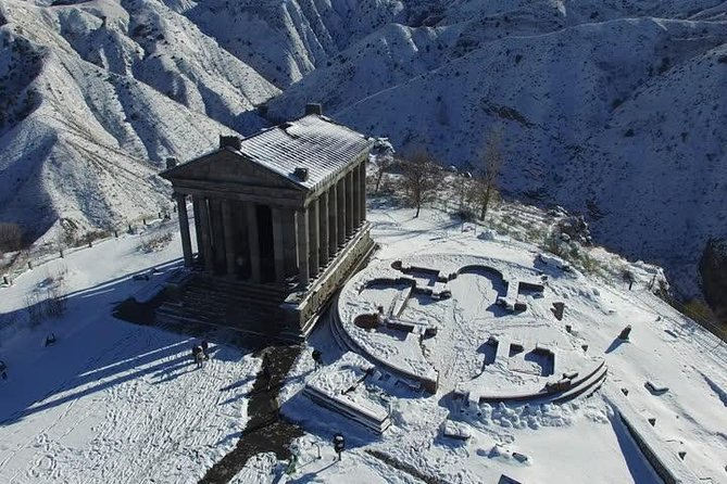 Private tour to Garni pagan temple and Geghard Christian monastery photo 1