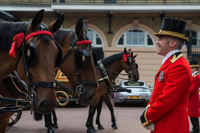The Royal Mews Admission Ticket