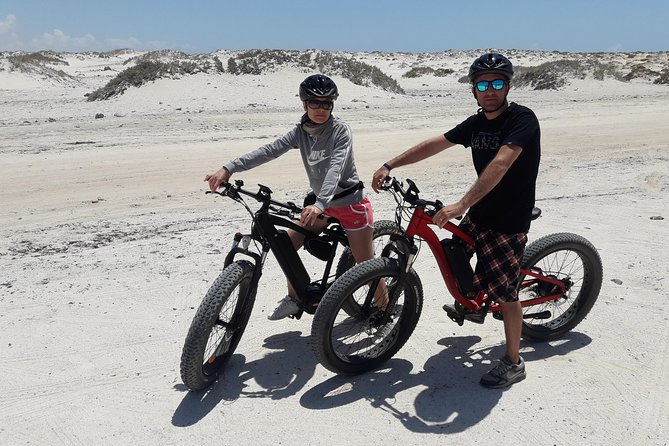 Fat Electric Bike Advanced Tour Corralejo 5 Hours