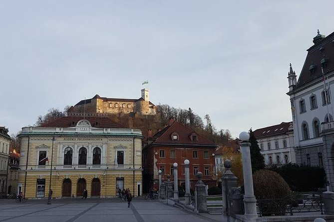 LJUBLJANA and BLED LAKE ALL INCLUSIVE Full Day Trip from ZAGREB photo 1