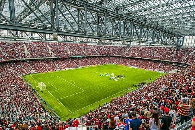Ingresso para o Estádio Athletico Paranaense