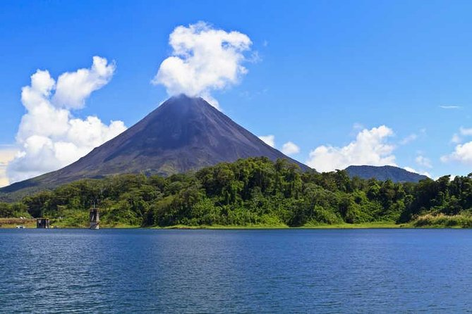 3-Days Arenal Volcano Tabacon Resort - Monteverde - Manuel Antonio All Inclusive