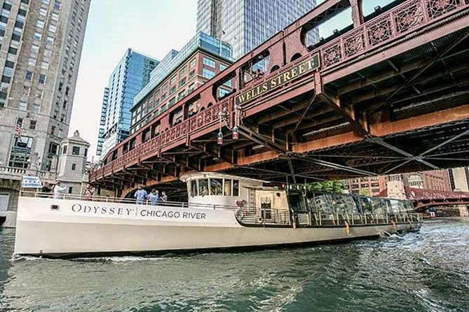 Odyssey Chicago River Dinner Cruise