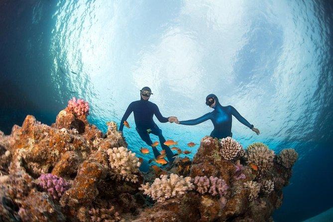 Try Freediving on Nusa Penida