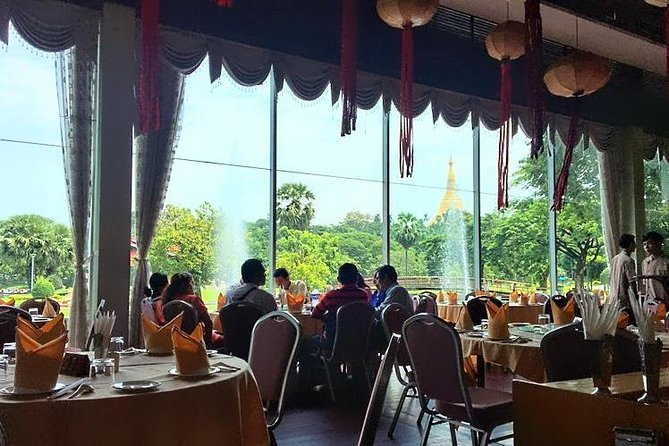 Set Lunch at Golden Duck Restaurant