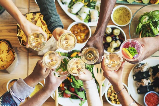 Visite gastronomique ethnique à pied - Mt. Vernon