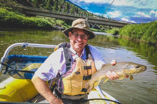 2-Hour Walk and Wade Fly Fishing of Upper Colorado River