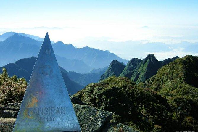 Climbing Mt Fansipan Sapa with Hoang Lien National Park & Muong Hoa