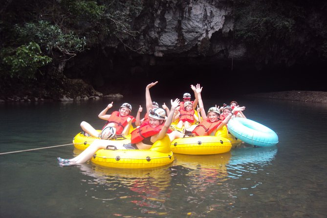 Cave Tubing Adventure from Belize City
