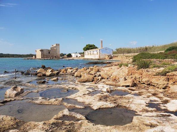 Vendicari - Sicily's best coast nature reserve ( Birdwatching & Archeology )