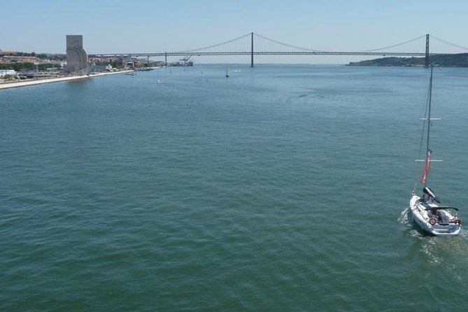 Morning Sailing Tour on The Tagus River from Lisbon