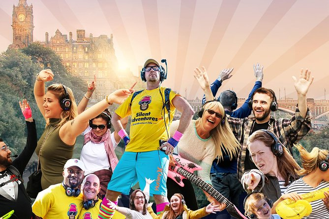 Silent Disco Adventure Tour