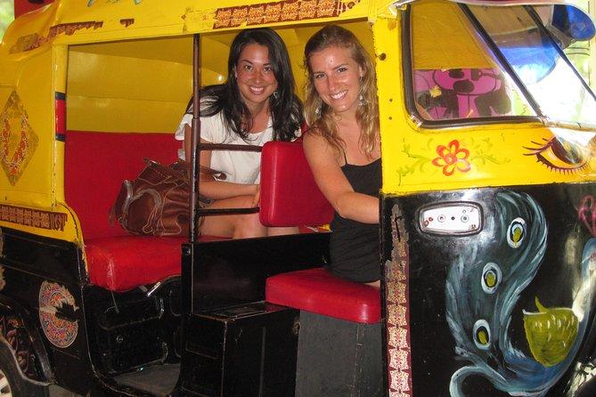 Auto Rickshaw Tour of Mahabalipuram