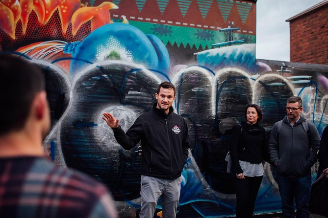 Fitzroy Walking Tour: Slumtown to Hipsterville