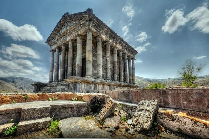 Day tour: Yerevan - Garni - Geghard - Lake Sevan
