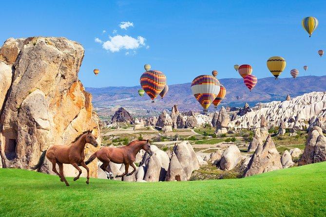 Cappadocia Daily Green Tour From Cappadocia Hotels