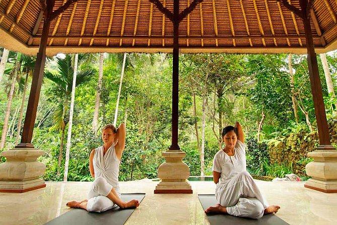 Bali Ubud Yoga Class