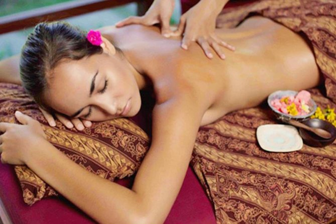 Bali Nusa Dua Massage and Dinner Half Day Tour