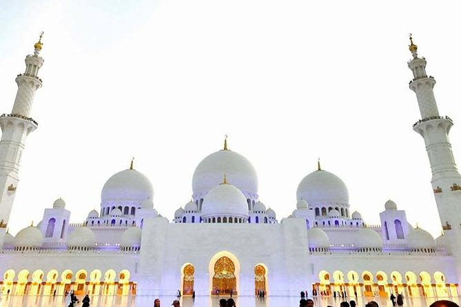 Abu Dhabi Full-Day Guided Tour From Dubai