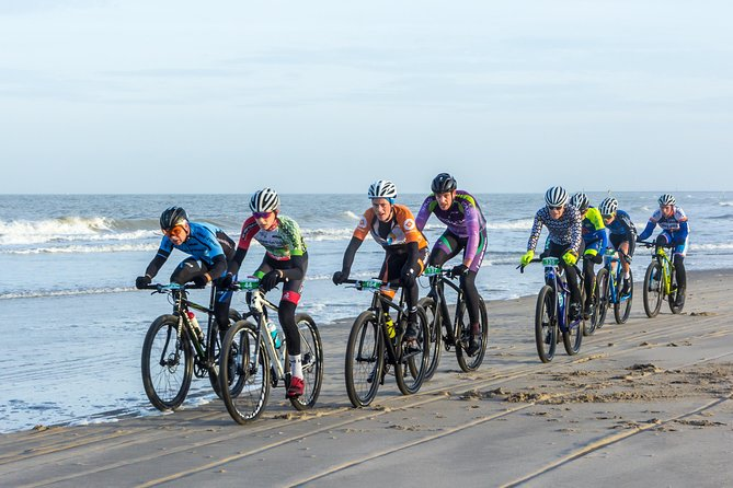 Seashore Biking - Along the Shore of Herzliya, Tel Aviv & Jaffa