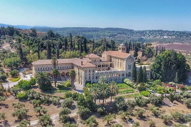 CoExistence in Israel: Gravel Biking from Latrun Monastery to Neve Shalom