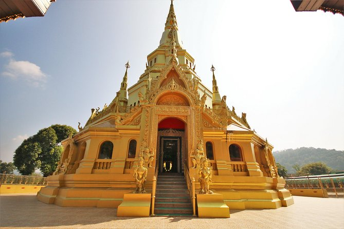 Half-Day Temple Tour from Khao Lak
