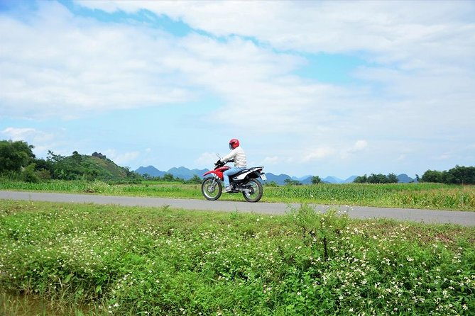6 Days Ba Be to Ban Gioc and Ha Giang Motorbike Tour photo 3