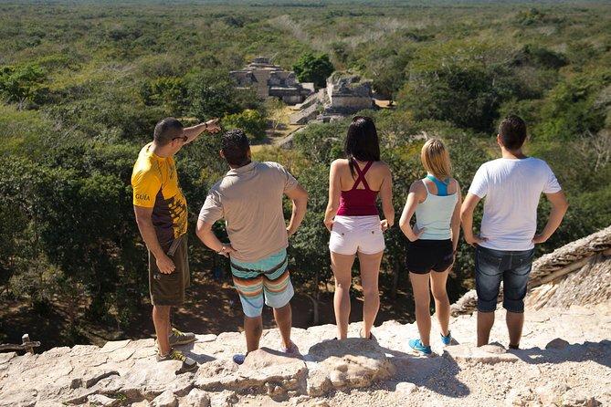 Ek Balam and Cenote Maya big adventure from Cancun