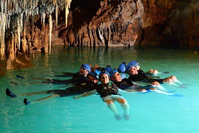 Rio Secreto fantastic underground journey from Riviera Maya