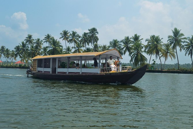 Kochi Shore Excursions- Village Backwater Cruise