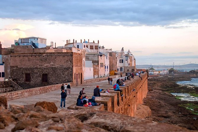 Essaouira Guided Tour: 3 on 1 - Nightlife tour, Live like a local & Street food