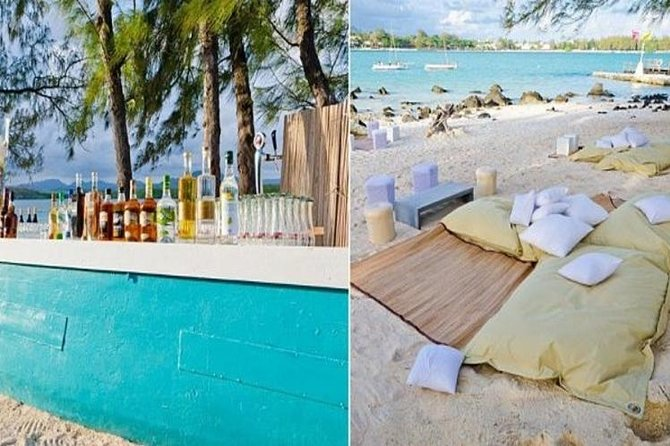 Discover Ile aux 2 Cocos on a Full day Sightseeing tours with lunch