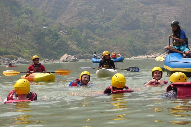 Trisuli Rafting Day Trip