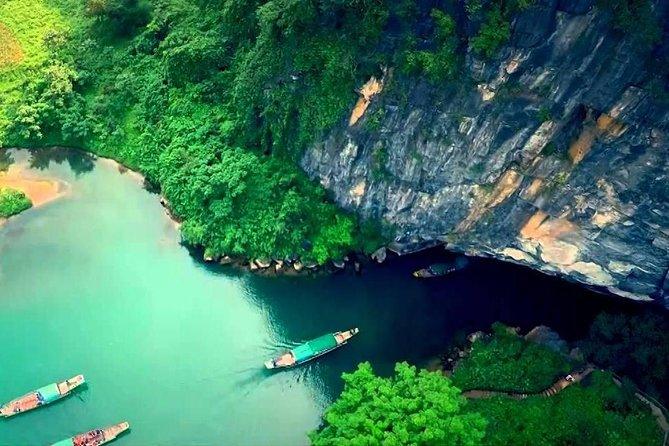 Hue - Phong Nha Höhle - Hue 1 Tag