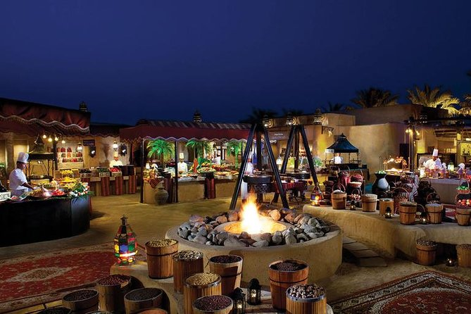 Desert Safari With Bab Al Shams Dinner