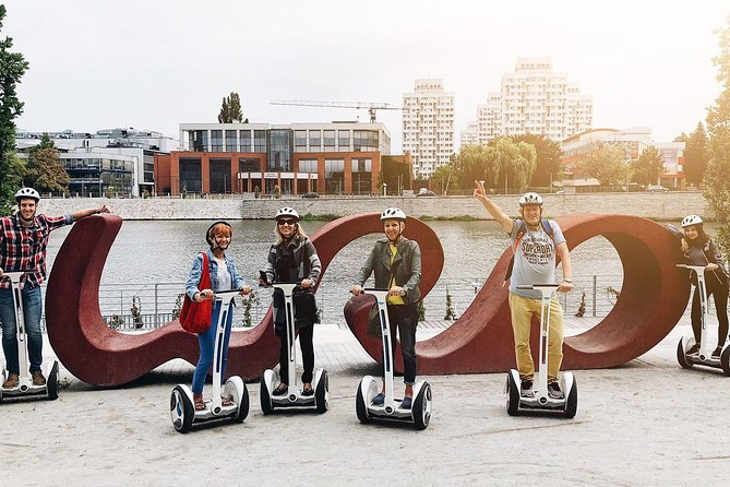 Private Wroclaw Guided Segway Tour