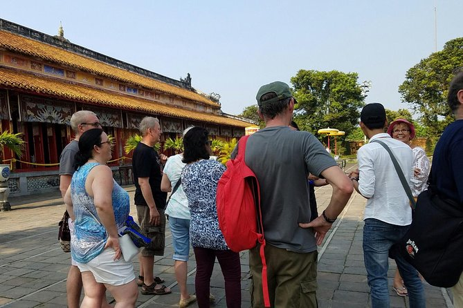 Hue City Full Day Tour Small Group Tour