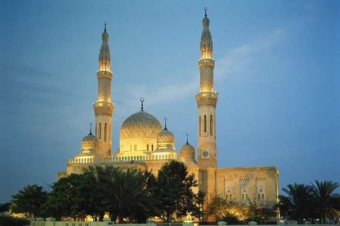 Half Day City Tour with Dubai Frame Tickets and Transfers