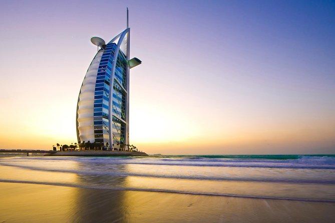 Red Dune Desert Safari, Dubai City Tour, Dhow Cruise Dinner & Abu Dhabi Tour