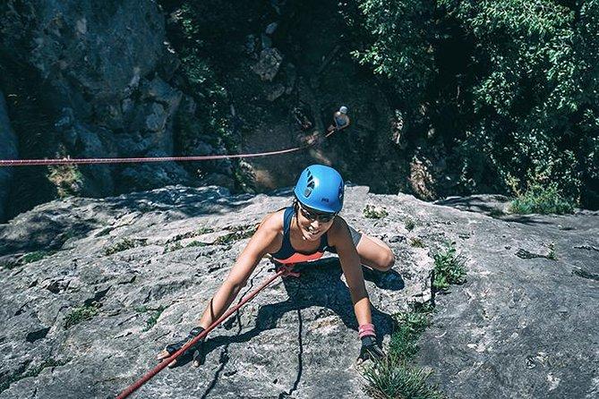 Great Rock Climbing Kranjska Gora