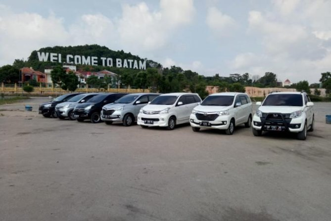 Batam Private Car Charter & Transport Service