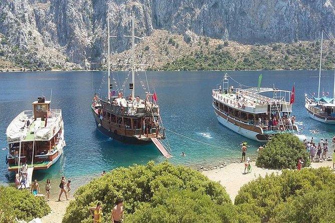 Aegean Island Boat Trip Icmeler