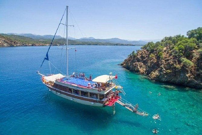 Icmeler All Inclusive Boat Trips