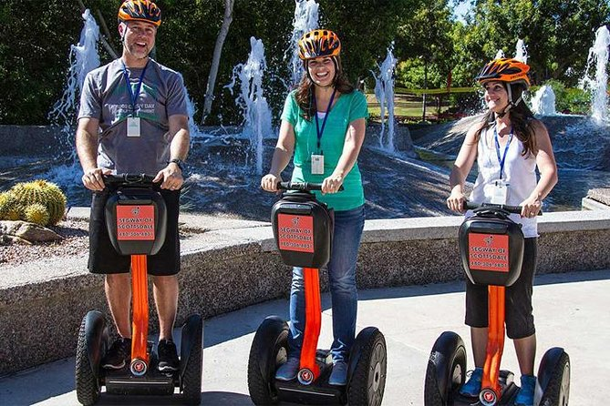 2-Hour Morning Segway Tour of Scottsdale - 10am Departure