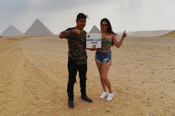 Cairo and Pyramids From Hurghada By Private Vehicle
