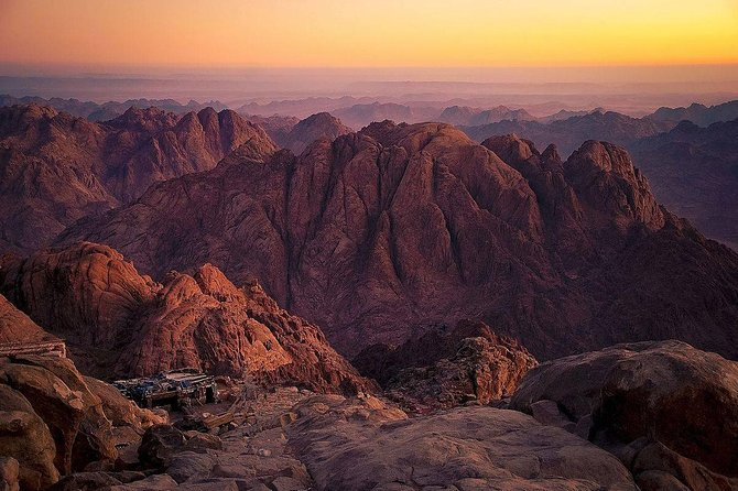Mount Sinai Sunrise Climb from Sharm El Sheikh