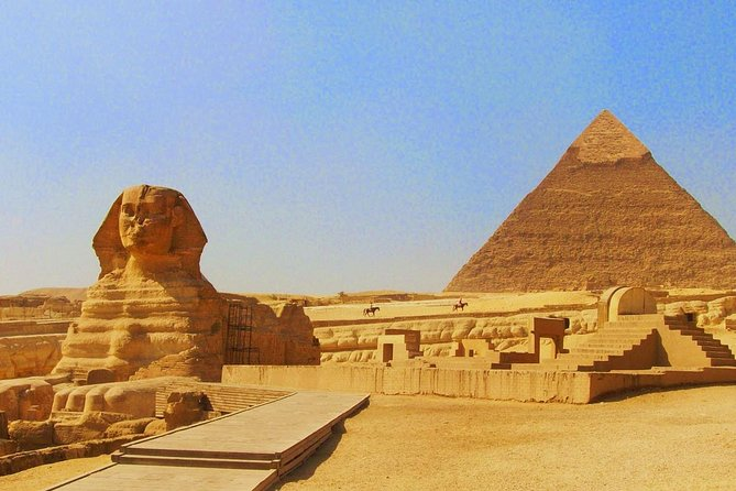Cairo Tour from Luxor by Flight